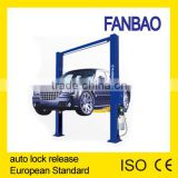 Solenoid one side lock release Hydraulic car Lift