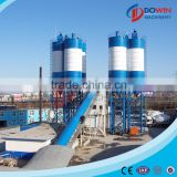 HZS120 120m3/h reliable precast concrete plant
