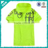 polo t shirt for kid boy, printed green t shirt for kid, short sleeve t shirt for kid good quality (lyt080027)