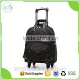 Multi functional backpack high quality trolley airplane boarding portable travel luggage bag