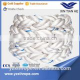 8 strand plait nylon synthetic winch rope