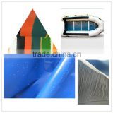 PVC Tarpaulin fabric waterproof plastic coated tarpaulin/ tent fabric / plastic sheets/Inflatable Tents Plastic TarpaulinsFabric