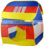 PORTABLE FOLDING POP UP PLAY TENT CHILDRENS/KIDS PLAYHOUSE/PLAYHUT