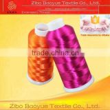Factory since 1995 best quality 150d 2 viscose rayon embroidery thread
