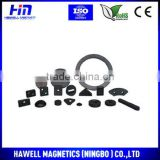 car speaker ferrite magnet/ferrite magnet different shapes