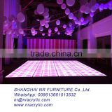 banquet hall ballroom dance led lamps waterproof IP65 LED dancing floor
