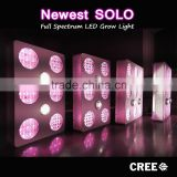 Daisy Chain function quiet fanless led grow lights 600w spectrum led grow light from Chinaith high PPFD