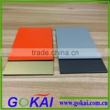 4mm thick/0.50mm aluminium One Side PE Coating ACP Sheet Wall Panel Aluminum Composite Panel