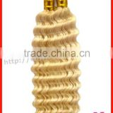 Wholesale Professional Cheap Deep Wave Remy Curly Human Hair Extension Brazilian Hair Bulk