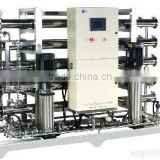 double stage water treatment machinery