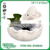 Water fountain ceramic ornaments minimalist modern style humidifier tank pool of creative home decoration ornaments