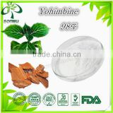yohimbe bark powder yohimbe extract