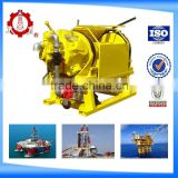 Lifting Machinery for Petroleum Oil Air Hoist with Air Brake System 8T