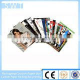 OEM art paper good quality custom home and waltons office furniture product catalogue printing