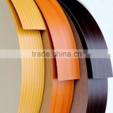 pvc edge banding tape door edge trim plastic
