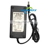 AC Adapter dc 12V 5A 60W Power Supply Charger+Cord Cable EU Plug for 5050 3528 5730 SMD LED strip Light