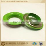 Metal Eyelets for luggage case box Inner.20mm brass eyelets , with colored painting