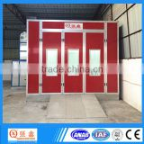 standard infrared heating mobile paint booth(QX1000)