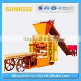 low investment high profit business machine for wall bricks with concrete molds