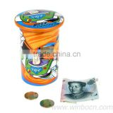 mailbox shape cartoon children kids money bank