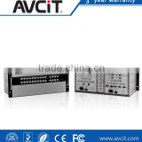 AVCIT HD 8x8 AV Solution, Modular and Scalable HDMI/DVI/SDI/VGS/CAT/YPbPr/Optic Fiber Matrix Switchers
