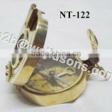 Antique Nautical Decor Compass/ Nautical Gift Compass/ Brass Nautical Compass For Home Decoration