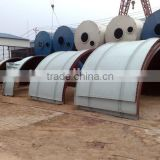 bolted type cement/fly ash storage silo