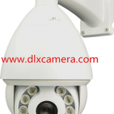 2Mp outdoor water-proof IP PTZ High-speed IR Night-vision Dome Camera
