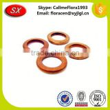 Hot Sale Professional Manufacture Custom High Quality Copper Washers Cover Can OEM&ODM