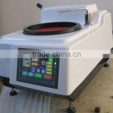 P-1 Metallographic specimen polishing machine with touch screen