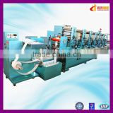 CH-300 numbering letterpress plastic label printing machine for sticker
