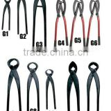 Bonsai diagonal cutting pliers/open ball clamp/clamp/Branches Shaper/brushed pick knife/carving knife/knives