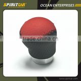 Genuine Leather Peugeot Auto Shift Knob with Customized LOGO