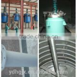 engineers avilable to service machinery overseas different kinds of resin production line