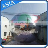 Customized 8m Advertising Inflatable Commercial Mirror Balloon, Giant Mirror Balloon Silk Mirror Customized Air Decorate Ball
