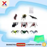 2017 halloween toy kids plastic insect toy