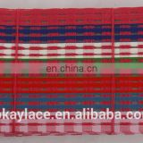 muti-color african aso oke headtie for party