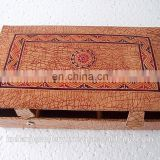Genuine leather box, jewellery box Manufacturer