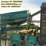 Diesel Power River Dredging Equipment Bucket Chain Gold Dredger 200 Cubic Meters