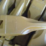 DaewooDH500 bucket teeth bucket tips DH500TL Tiger Miner tooth with durable material for Daewoo earth moving machines