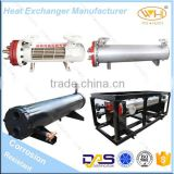 93KW High Quality Full stainless steel shell and tube heat exchanger,stainless steel heat exchanger,tube heat exchanger