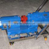 FLK ball vacuum pumping