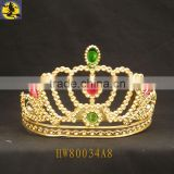 2013 Boys Golden Pageant Tiara Crowns