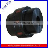 High precision HRC shaft flexible coupling
