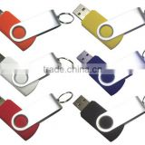 Factory Wholesale USB Drive, Mini Swivel USB, Personal USB, Gift USB with Customized Logo