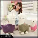 Wholesale Children Gift Alpaca Plush Toy