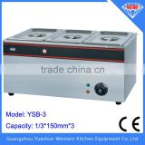China manufacturer supplying competitive commercial electric bain-marie