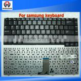 brand new Laptop Keyboard For Samsung R519 NP-R519 with US/UK/BR/RU layout Black Color