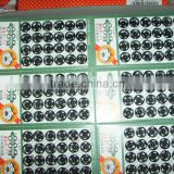 Wholesale 4 hole all sizes hand sewing clothing snap button                                                                         Quality Choice