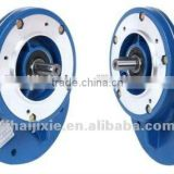 Helical gear unit Prestage helical geared units PC Helical Gearbox Coupling to electric motor